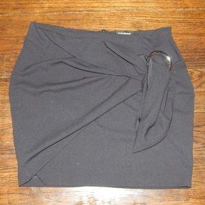 Black mini skirt NVR WORN